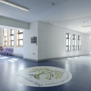St Mochtas National School foyer