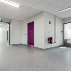 St Mochtas National School foyer classroom