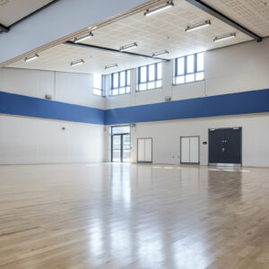 St Mochtas National School gym